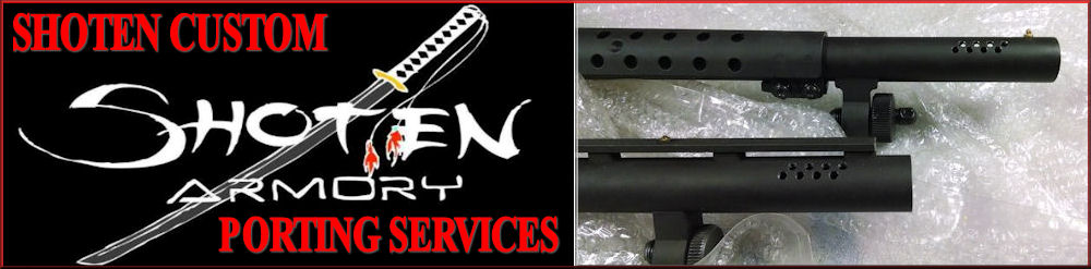 Shoten Armory Custom Porting Services